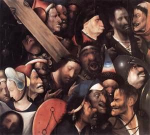 Jheronimus_Bosch_or_follower_-_christ_carrying_the_cross