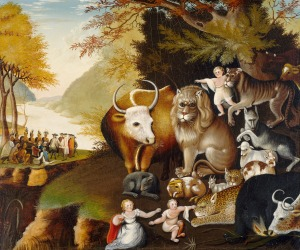 Edward_Hicks_-_Peaceable_Kingdom